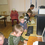 Идиневский Андрей (2 класс), Логинов Данил (1 класс)