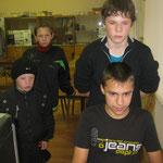 старшие участники турнира, Переверзев Алексей, Ярыгин Михаил