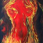 Flammende Liebe 60 x 80