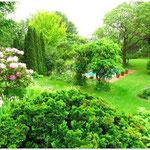 Ansicht Helenenweg-Garten