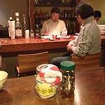 パチャカフェ(奥沢)、意識の高いマスターが迎えてくれます