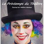 Le Printemps du Théâtre: du 30 mars au 2 avril