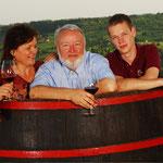Familienweingut Heimann, Szekszard