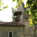 église saint-pierre ès liens, 11e eeuw, biganon