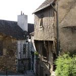 vakwerkhuis in châteaudun