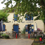 "restaurant van nederlanders ""le haut landais"" in moustey"