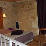 Chambre romantique du Moulin