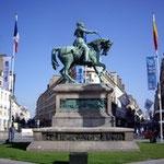 Jeanne D'Arc - Place du Martroi
