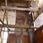 Scaffolding in Ringing Chamber