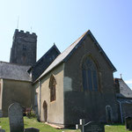 St Peter's Church from the south-east