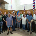 Ringers assemble for first ring