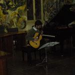 Giuseppe Rallo, insegnante di chitarra classica ed elettrica