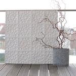 Moonland weiß, Gestaltungselement Terrasse