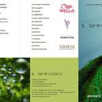 Il Simposio Percorsi formativi - Firenze - Brochure 2013 fronte