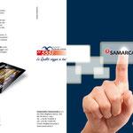 Cooperativa Taxi Samarcanda - Fronte brochure convegno i-samarcanda
