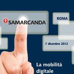 Cooperativa Taxi Samarcanda - Copertina brochure convegno i-samarcanda
