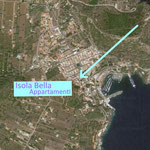 posizione della struttura IsolaBella