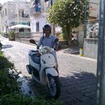 il noleggio scooter