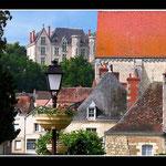 Château du Lion à Preuilly-sur-Claise