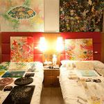 神戸アートマルシェ2011 /   アートフェアの様子 撮影:井上嘉和