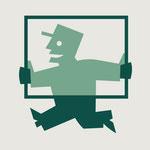 Logo-Design für Glaser