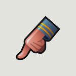 Icons für iPad Kinder App - Wischfinger - Kunde: Lufthansa