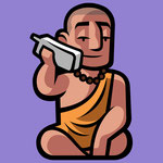 Icon für Sympathiefigur - Guru - Kunde: Telekom/ Gurutel