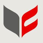 Logo-Design - Buch und Flamme - Kunde: Ruhr-Universität Bochum