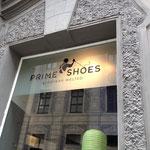 Logo-Desing für rahmengenähte Schuhe - Agentur: Sonner Valleé - Kunde: Prime Shoes