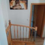 Zugang (Flur) zu Schlafzimmer 3 und 4, Terasse und Aufenthaltsraum