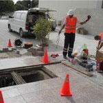 Debouchage centre commercial Toulon plombier urgent