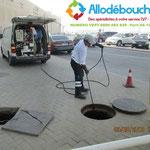 Plombier debouchage reseau eaux usées