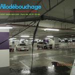plombier debouchage canalisation parking Montpellier