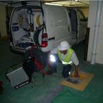 Plombier Debouchage inspection colonne immeuble Toulon
