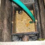 Vidange pompage bac a graisse plombier urgent