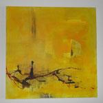 Nr. 66 Gelbe Serie, 2014, 100x100 (verkauft)