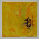 Nr. 67 Gelbe Serie, 2015, 50x50 (500 CHF)