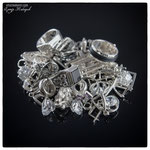 Photo for the catalog of jewelry made of silver
