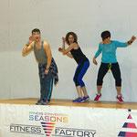 репортаж - фестиваль фитнес-культуры в Харькове