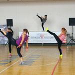 фотосъемка репортажа - фестиваль фитнес - культуры
