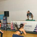 фестиваль фитнес-культуры - репортажная фотосъемка в Харькове