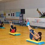 съемка репортажей - фестиваль фитнеса в Харькове