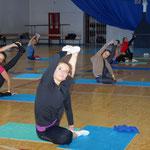репортажная съемка в Харькове - фестиваль фитнеса в Харькове