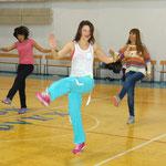 репортажная фотосъемка - фестиваль фитнес-культуры в городе Харькове
