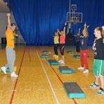 репортажная съемка - фестиваль фитнес-культуры в Харькове
