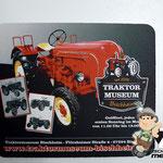 Mousepad Traktormuseum Oldtimer