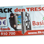 PVC Banner Basic Fit Wald