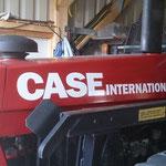 Logo Aufkleber CASE Traktor Beschriftung