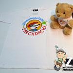 Shirt und Teddy Kindergarten Einselthum