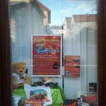 Schaufenster Traktormuseum Bischheim